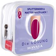 Mavala Splitternder & Matter Nagellack?