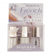 Mavala French Maniküre Set Ice Cube