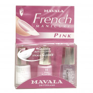 Mavala French Maniküre Set Pink