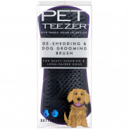 Pet Teezer De-shedding purple