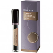 M2 Beauté Eyebrow Enhancer Color+ Care Brown 6 ml