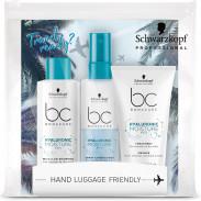 Schwarzkopf BC Bonacure Hyaluronic Moisture Kick Travel Trio