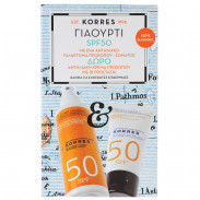 Korres Set YOGHURT SPF 50 Duo