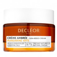 Decléor Green Mandarin Crème Ambrée Sun-kissed Cream 50 ml