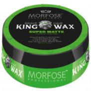 Morfose King Wax Grün Super Strong Matte 175 ml