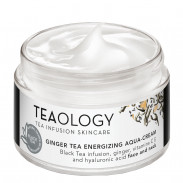 Teaology Ginger Tea Emergizing Aqua Cream 50 ml