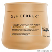 L'Oréal Professionnel Série Expert Absolut Repair Instant Resurfacing Gold Mask 500 ml