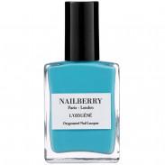 Nailberry Colour Santorini vibrant turquoise 15 ml