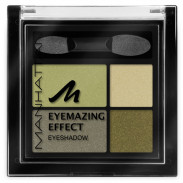 Manhattan Eyemazing Effect Eyeshadow 89D Green Piece 5 g