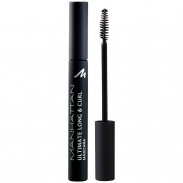 Manhattan Ultimate Long & Curl Mascara 1010N Black 6 ml