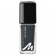 Manhattan Last & Shine Nail Polish 945 Girl in Grey 10 ml