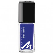 Manhattan Last & Shine Nail Polish 875 Magnetic Blue 10 ml