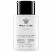 Alessandro Spa Nail Polish Remover 175 ml