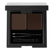 STAGECOLOR Brow Kit Powder & Wax 138 Dark Brown