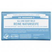 Dr. Bronner's Reine Naturseife Baby-Mild 140 g