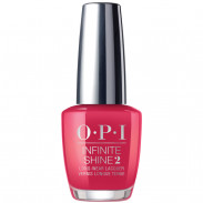 OPI Scotland Collection Infinite Shine Red Heads Ahead 15 ml