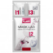 Klapp Mask.Lab Vitamin A/C Mask 1 Stk.