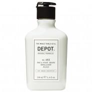 DEPOT 402 Pre & Post Shave Emollient Fluid 100 ml