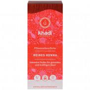 Khadi Pflanzenhaarfarbe Reines Henna 100 g