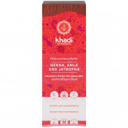 Khadi Pflanzenhaarfarbe Henna, Amla & Jatropha 100 g