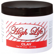 High Life Hair Clay 120 g