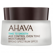 AHAVA Age Control Even Tone Moisture BS SPF 20 50 ml