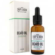 Snip A Man Beard Oil Grapefruit & Mint 30 ml
