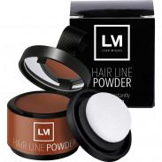 Leon Miguel Hair Line Powder rotbraun 4 g