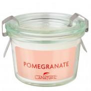 LaNature Duftkerze Pomegranate im Weckglas