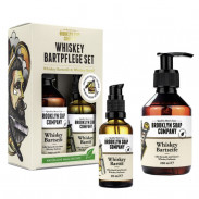 Brooklyn Soap Co. Whiskey Bartpflege Set