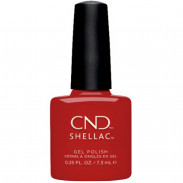 CND Shellac ICONIC Company Red 7,3 ml