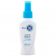 It's a 10 Miracle Leave In- Conditioner Lite 120 ml
