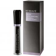 M2 Beauté Black Nano Mascara & Natural Growth 6 ml