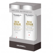 Goldwell Dualsenses Rich Repair Shampoo + Conditioner Duo