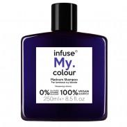 Infuse My. Colour Platinum Shampoo 250 ml