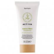 kemon Actyva Nuova Fibra Shampoo 30 ml
