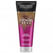 John Frieda Tschüss Grau Braun Shampoo 250 ml
