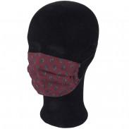 Solida Mund- und Nasenmaske 100% Polyester mit Ohrgummi, Dessin 12