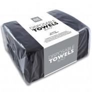 Goldwell Easy Dry Handtücher Schwarz 50 Stück