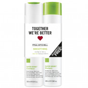 Paul Mitchell Smoothing Conditioner + free Shampoo