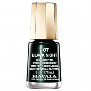 Mavala Nagellack Techni-Color's Black Night 5 ml