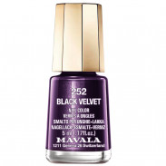 Mavala Nagellack Mystic Color's Black Velvet 5 ml