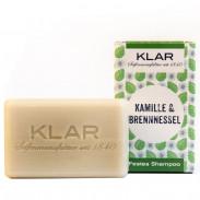 Klar's Festes Shampoo Kamille & Brennnessel 100 g