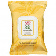 Burt's Bees Facial Cleansing Towelettes White Tea 30 Stück