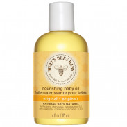 Burt's Bees Baby Bee Nourishing Baby Oil 118 ml