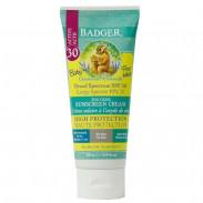 Badger Sunscreen Creams SPF30 Baby 87 ml