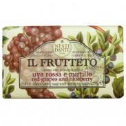 Nesti Dante IL Frutteto Red Grapes & Blueberry 250 g
