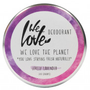 We Love The Planet Natürliche Deodorant Creme Lovely Lavender 48 g