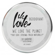 We Love The Planet Natürliche Deodorant Creme So Sensitive 48 g