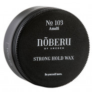 Nõberu of Sweden Strong Hold Wax 80 ml